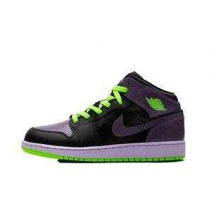 Fake Jordan 1 Mid Joker For Youth