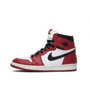 Fake Jordan 1 High Chicago 2013 Version
