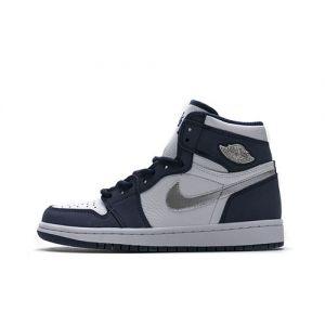 Best Fake Jordan 1 High Midnight Navy