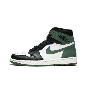 Fake Jordan 1 High Clay Green