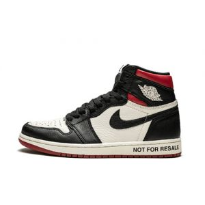 Replica Jordan 1 High Not for Resale Varsity Red