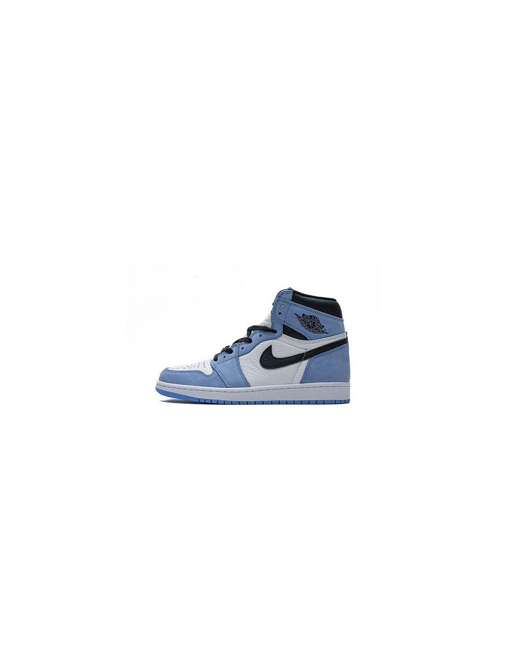 Fake Jordan 1 High University Blue