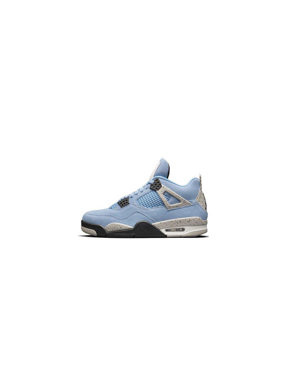 Fake Jordan 4 'University Blue'